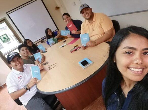 nhóm học DOCAT tại trường đại học Tecnológica Panamá