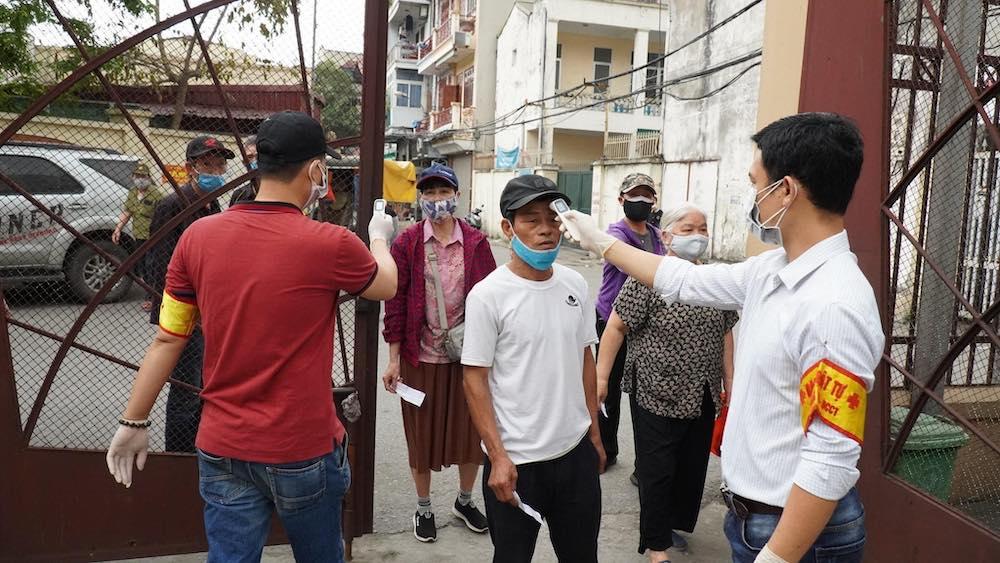 Nhà thờ Thái Hà trợ giúp các nạn nhân đại dịch Covid - 19