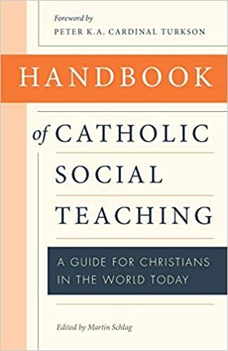 Cẩm nang Giáo huấn Xã hội Công giáo