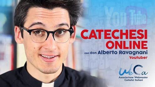 Covid19, một linh mục người Ý trở thành sao trên YouTube