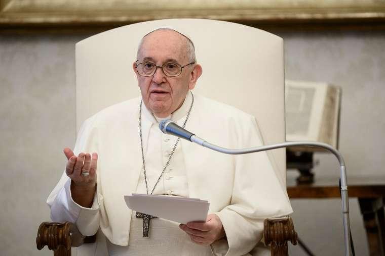 """Đức Giáo hoàng Phanxicô: """"Giáo huấn xã hội Công giáo chính là 'nền tảng' để giải quyết các vấn đề của thế giới"""""""